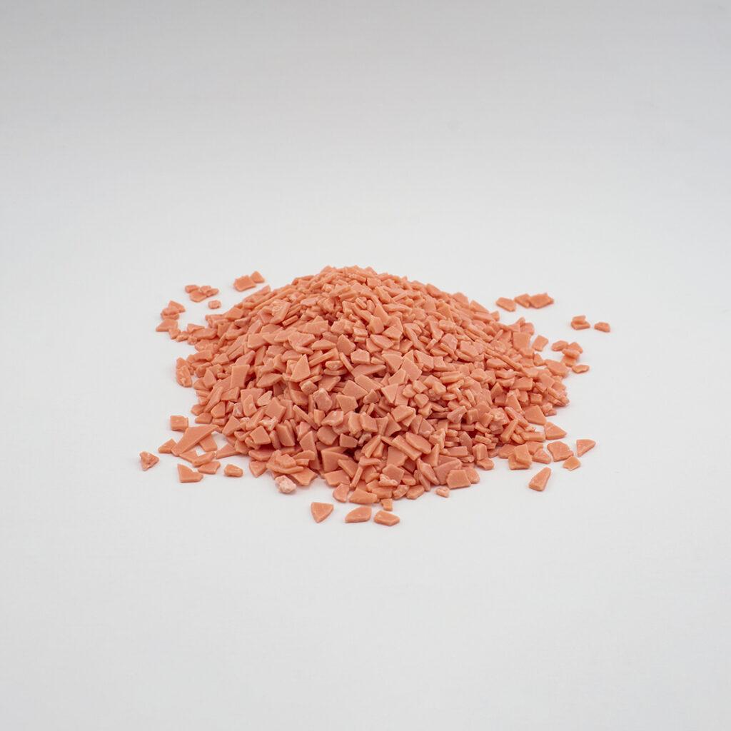 Шоколадна крихта рожева