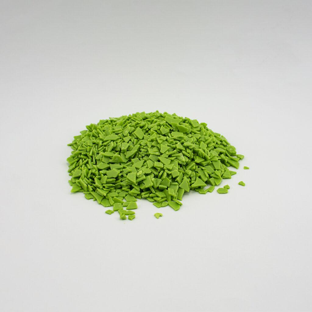 Шоколадна крихта зелена